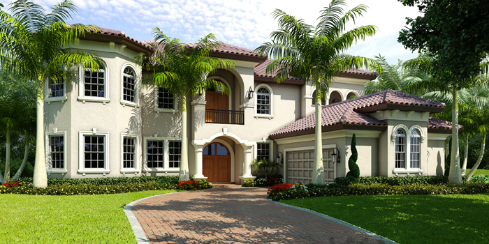 Custom home build in cape coral and sw florida build the for Build your own house florida